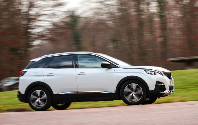 mm auto blog Peugeot 3008 2.0 BlueHDi 150 GT Line